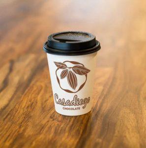 diseño de logo para chocolate bucaramanga